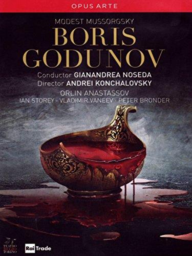 Mussorgsky: Boris Godunov [DVD] (Un Ursprüngliche Kostüm)