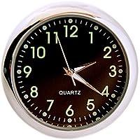 Superzubehoer AT93 Upgraded Versin Mini Cuarzo Reloj Coche Verde Numero & Negro