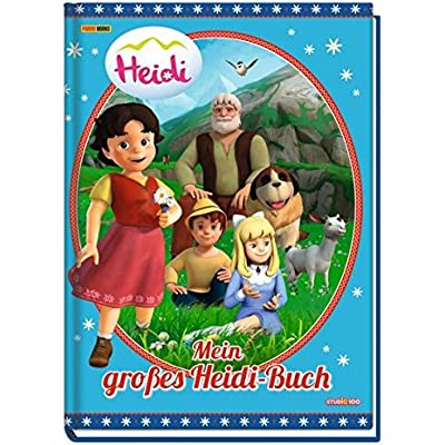 Download Heidi Mein Grobes Heidi Buch Pdf Free Ashtonmorty