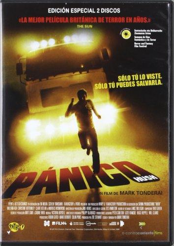 Pánico (2008) Hush (Import) (Keine Deutsche Sprache)
