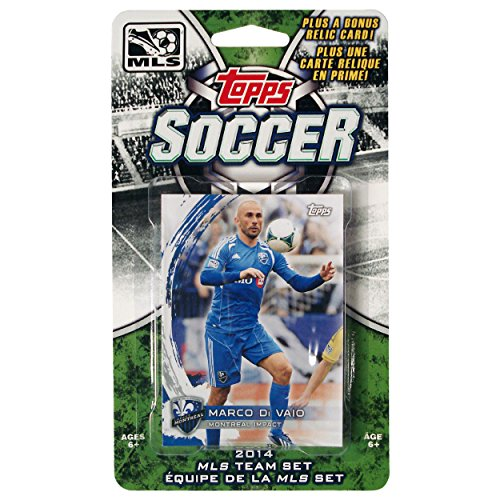 montreal-impact-2014-topps-mls-team-set-plus-relic-card