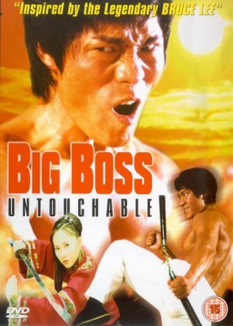 Big Boss Untouchable [DVD] by Dragon Sek