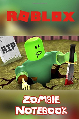 ROBLOX Zombie Notebook por 8mm Notch Publishing