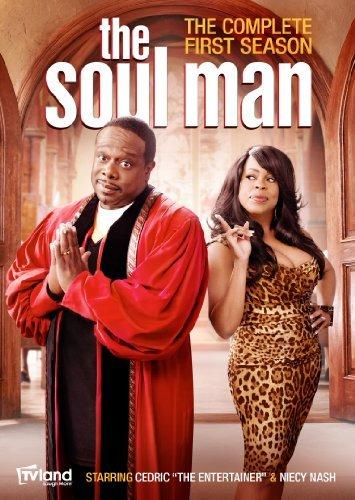 The Soul Man: Season 1 by Cedric the Entertainer - Dvd Soul Men