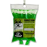 Contaminated Zombie Blood - Scented Shower Gel 400 Milliliters - Dead Walking Level 5 Biohazard