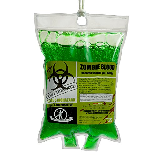 Preisvergleich Produktbild BBTradesales Zombie Duschgel II, 1er Pack (1 x 380 ml)