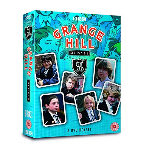 Grange Hill : BBC TV Series 5 & 6 Boxed Set [DVD]