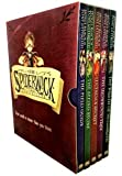 Spiderwick Chronicles 5 Books Pack Set RRP: £ 24.95 Collection (The Field Guide, The Seeing Stone, Lucinda's Secret, The Ironwood Tree, The Wrath of Mulgarath) (Spiderwick Chronicles)
