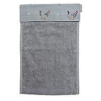 Sophie Allport Roller Hand Towel - Chicken design