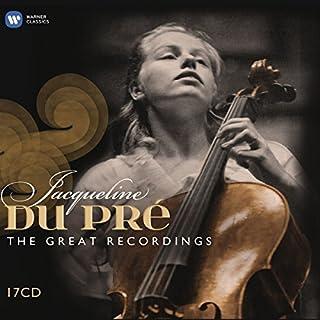Jacqueline du Pré : The Complete EMI Recording (Intégrale des enregistrements pour EMI) (Coffret 17 CD) (B007GP1CC2)   Amazon Products