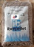 Iberpellet; palé de pellets 70 sacos. Certificado ENPlusA1. Para estufas y...
