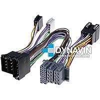 BT-OPEL.04ISO - Conector para instalar bluetooth manos libres tipo Parrot, Motorola... en OPEL.