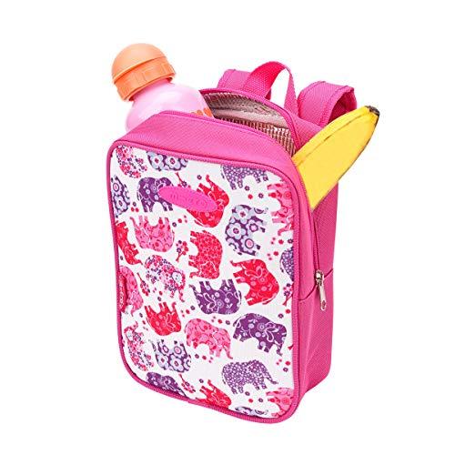Micro Lunch Bag Elephant Print P...