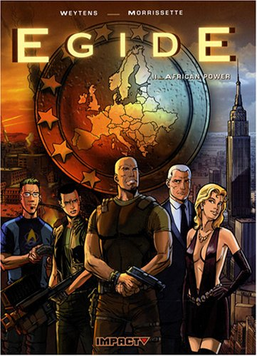 Egide, Tome 2 : African Power