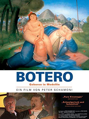 Botero – Geboren in Medellin cover