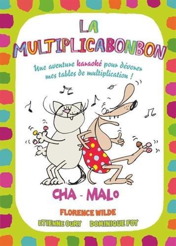 La multiplicabonbon (1CD audio)