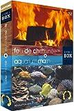 Best Marina Aquariums - Bundle Aquarium Marin + Feu de cheminée [Blu-Ray] Review