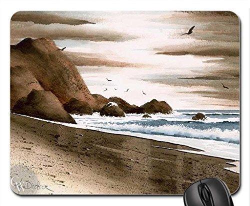 By Ken Decker Mouse Pad, Mousepad (Oceans Mouse Pad) (Decker Pad)