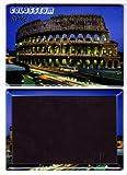 City land Kühlschrank Magnet Wahrzeichen Blick bedruckt laminiert Souvenir Foto Rome