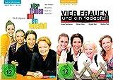 Vier Frauen und ein Todesfall Staffel 4+5 (4 DVDs)
