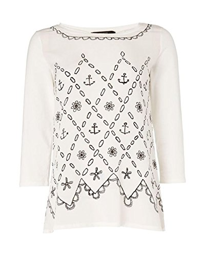 max-mara-womens-floral-long-sleeve-long-sleeved-top-white-bianco-large