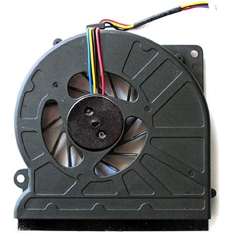 Ventola CPU Cooling Fan Compatibile ASUS K52 K52F K52J K52JR K52N X52F X52J X52N X52JR