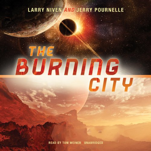 The Burning City  Audiolibri
