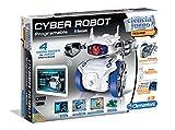 Manual en castellano ¿Estáis preparados para empezar una apasionante aventura con el Cyber Robot educativo? Consigue este increíble set de creación tecnológica, incluye todo lo necesario para construir tu propio robot con el que podrás realiz...