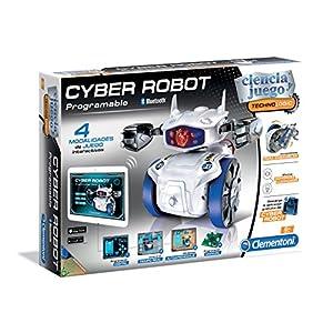 51zoXE3OFtL. SS300  - Clementoni - Cyber Robot (Clementoni 55124.803)