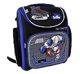 Delune Premium Hockey 3-134 Schulrucksack Kinderrucksack Jungen Taschen Rucksack