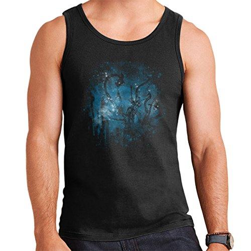 Mad Factory Men's Vest Black