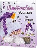 Fabelhafte Wollowbies Häkelset Elli Einhorn: Anleitung