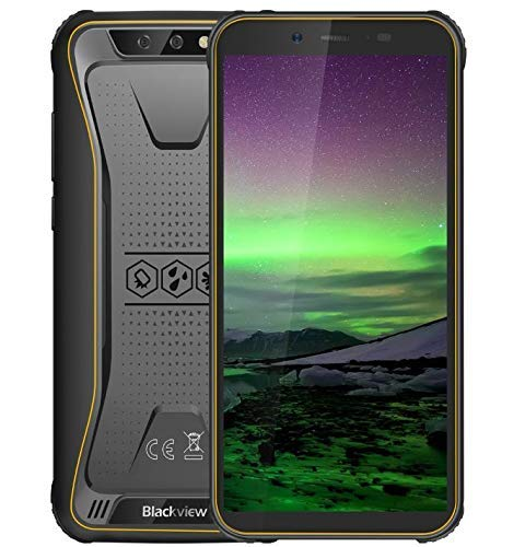 Blackview BV5500 Móvil Libre, Android 8.1 3G Smartphone, IP68 Impermeable/a...
