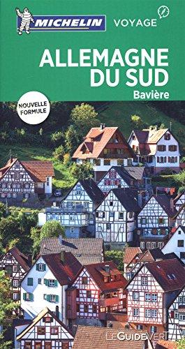 Allemagne du Sud, Bavière, guide vert 2017