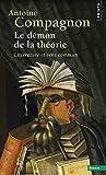 Telecharger Livres Le demon de la theorie Litterature et sens commun (PDF,EPUB,MOBI) gratuits en Francaise