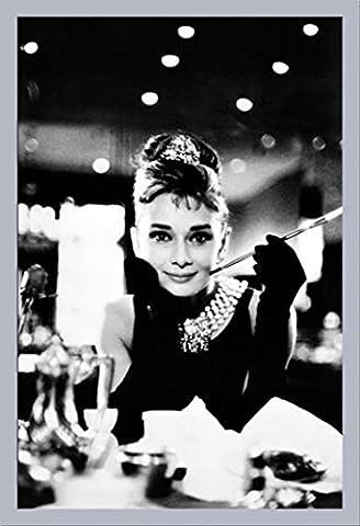 Breakfast At Tiffany´s - Audrey Hepburn - Filmposter Kino Movie
