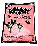 Enjoy Holi Colour 1kg Pink Gulal Powder 100% Safe & Natural Holi Color