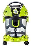 Aspirador de sólidos y líquidos Wet&Dry de Cecotec. 1400 W. Filtro HEPA y filtro de agua. Regulador de Potencia. Función sopladora. Capacidad 15 l. Accesorios.