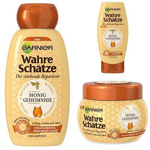 Garnier Wahre Schätze Shampoo + ...