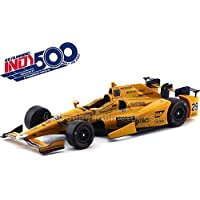 2017 McLaren Honda Andretti #29 Fernando Alonso Indy Car 500 Series 1:18 Greenlight