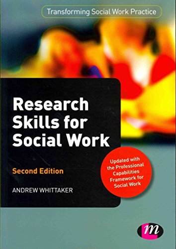 [Research Skills for Social Work] (By: Andrew Whittaker) [published: August, 2012]