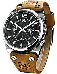 f36acbd1d0ad Benyar - Reloj de Pulsera para Hombre