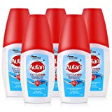 5Pack Autan Family Care Mückenschutz-Pumpspray 5x 100ml