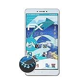 atFoliX Xiaomi Mi MAX 2 Protector Película - 3 x FX-Curved-Clear Flexibles Película Protecto...