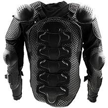 Gazechimp 1x Chaqueta De Moto Cuerpo Completo Protección Armadura Columna Vertebral Del Hombro Del Pecho