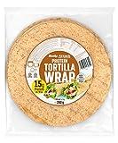 Body Attack Protein Tortilla Wraps - 280g (4 Stück à 70g)