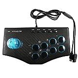 DKEyinx Game Rocker Controller, Portico Spiel Fernbedienung für USB Schaukelstuhl, Controller für PC Notebook, Box TV für PS2 / PS3 / Xbox