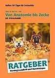 Von Anatomie bis Zecke: Hundegesundheit und Hundekörper (50 Tipps für Sofawölfe)
