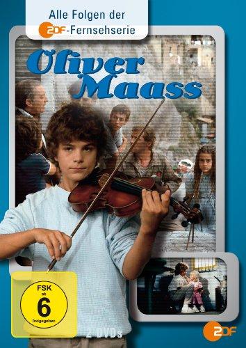 Oliver Maass - Die komplette Serie (2 DVDs)
