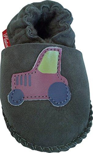 Plateau F/O Tibet , Chaussures souple pour bébé (garçon)